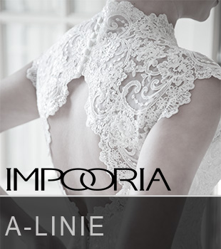 On this picture you see romantic and beautiful A-line Wedding Dresses of the new collections 2015. A-line wedding dresses are one of the most popular wedding dresses of all bridal gowns silhouettes.