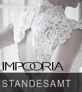 Fantastically beautiful civil wedding dresses and civil wedding gowns for the most special day in your life and a relaxed civil wedding in a wedding dress with a pleasant wearing comfort.